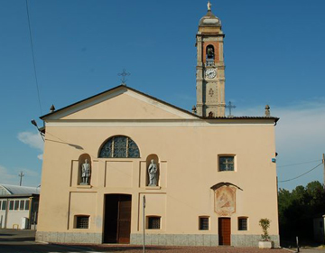 Piccolo Ufficio Della Madonna : Chiesa della madonna della neve comune di cavaglio d agogna